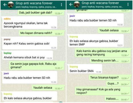 Kumpulan Nama Grup Whatsapp Keren Dan Lucu Jalantikus