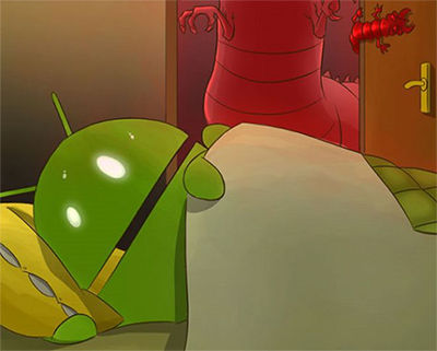 worm-android