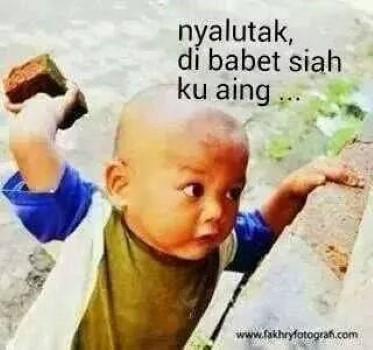 50 Gambar Lucu Sunda Terbaru 2020 Dijamin Ngakak Jalantikus Com