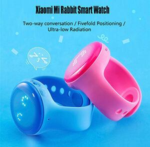 Mi Bunny Mitu Children Smart Gps Watch4