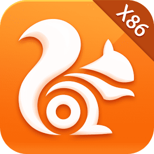 UC Browser for X86 Phones