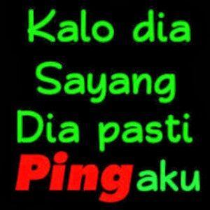 Ping Bbm 1