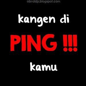 Ping Bbm 4