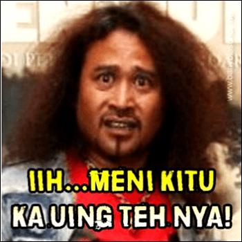 Unduh 84 Gambar Kata Kata Bahasa Sunda Lucu Gokil Paling Lucu