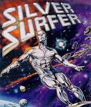 Silver Surfer 2e2cd