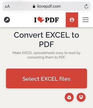 Cara Mengubah Excel Ke Pdf Di Hp 0a42d