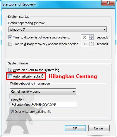 Penyebab Dan Cara Mengatasi Blue Screen Pada Windows Jalantikus Com