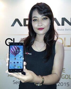 Advan I5a Smartphone 2
