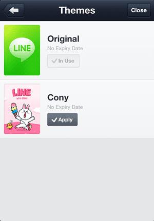 Line Cony 4