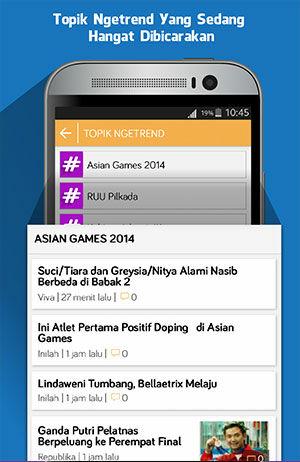 Tampilan Baru Dari BaBe Aplikasi Berita Nomor 1 Di Play Store 3