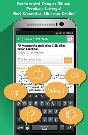 Tampilan Baru Dari BaBe Aplikasi Berita Nomor 1 Di Play Store 4