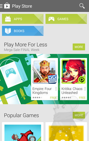 Google Play Store Updated1