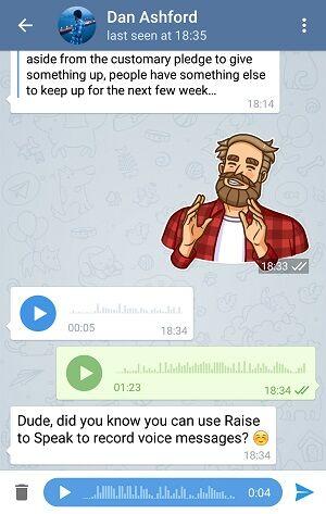 Telegram 3