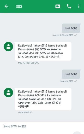 Paket Sms Indosat Terbaru 2020 Lengkap Jalantikus