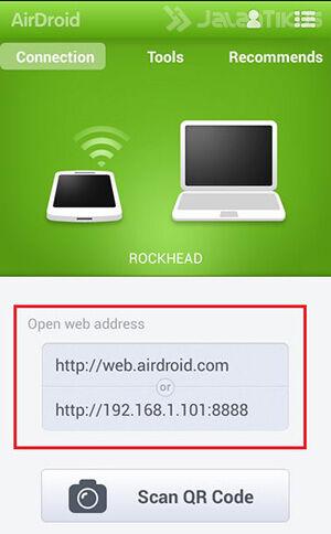 Cara Cepat Mengetik SMS Di Android Melalui Komputer1