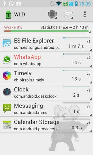 Wakelock Screenshot1