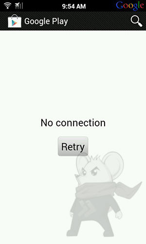 Play Store No Connection1