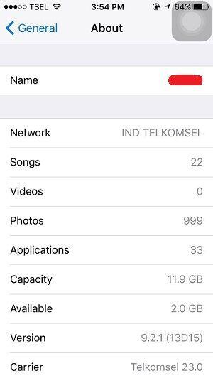 Cara Meghemat Baterai Iphone 3