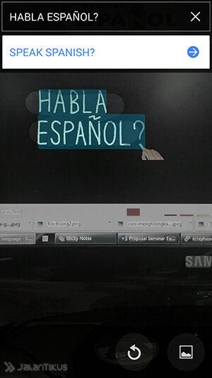 Cara Mudah Menerjemahkan Tulisan Menggunakan Kamera Smartphone 4