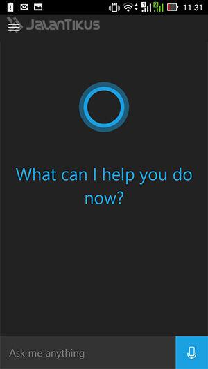 Install Cortana Di Android 8