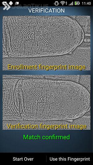 Fingerprint Applock 4