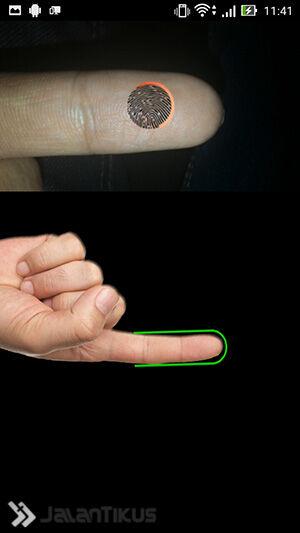 Fingerprint Applock 8