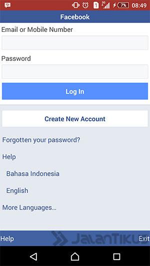 Hemat Kuota Ram Dan Storage Facebook 2