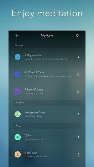 Calm Aplikasi Untuk Meditasi