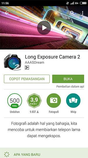 Long Exposure Camera 1
