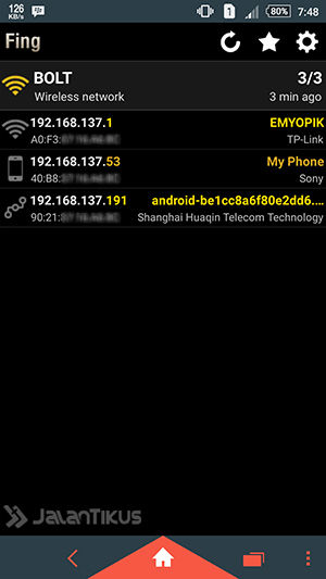 Pencuri Wifi Android 1