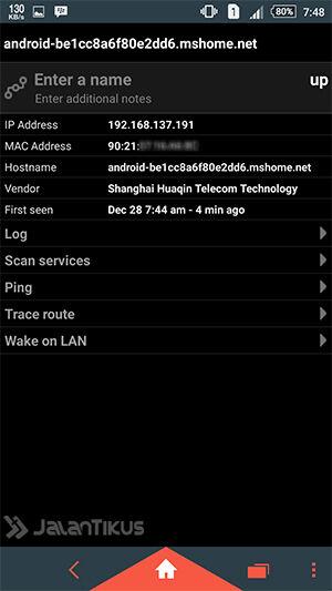 Pencuri Wifi Android 2