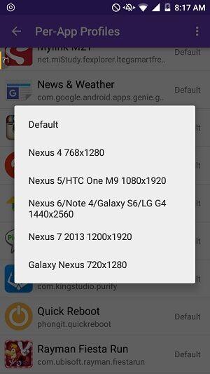Cara Mengubah Resolusi Layar Android 5