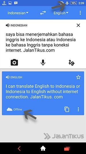 Google Translate Offline 4