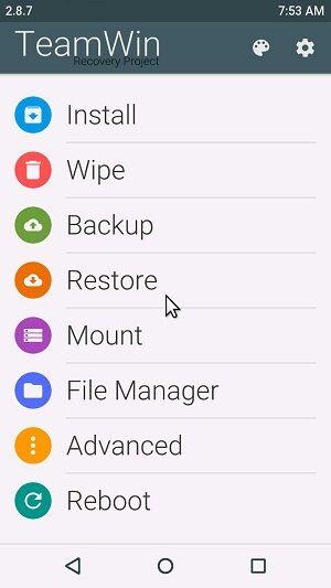 Cara Root Xiaomi Redmi Note 3 5