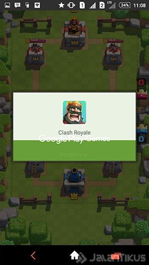 Install Clash Royale Android 3
