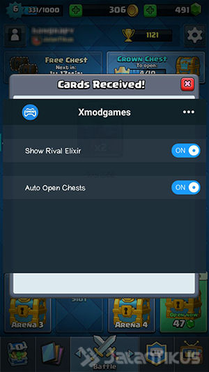 Mod Clash Royale Android 4