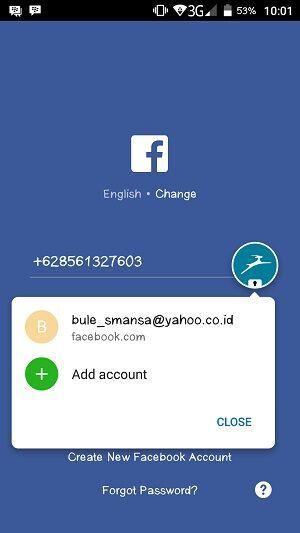 Cara Login Facebook Tanpa Ketik Pasword 6