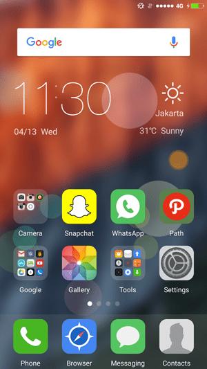 Android Secanggih Iphone 6s 7