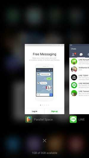 Tips Line Messenger 7