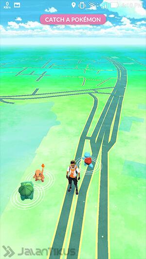 Cara Main Pokemon Go Di Intel 4
