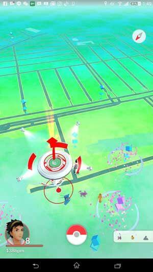 Dua Smartphone Pokemon Go 4