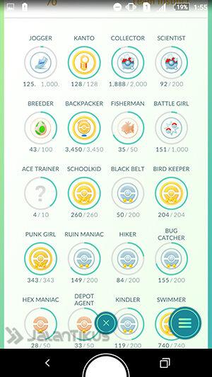 Update Pokemon Go 0 31 0 3