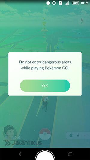 Update Pokemon Go 0 33 0 4