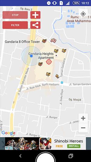 Menemukan Lokasi Pokemon Secara Akurat 3
