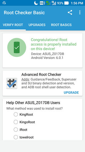 Cara Root Asus Zenfone 3 9