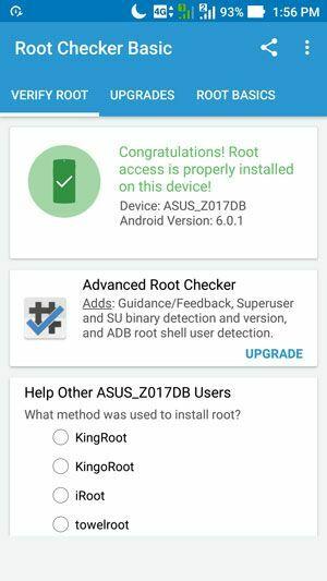 Cara Root Asus Zenfone 3 Dengan Sekali Klik 11