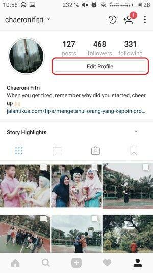 Cara Pasang Secreto Instagram Whatsapp 7 88ae2