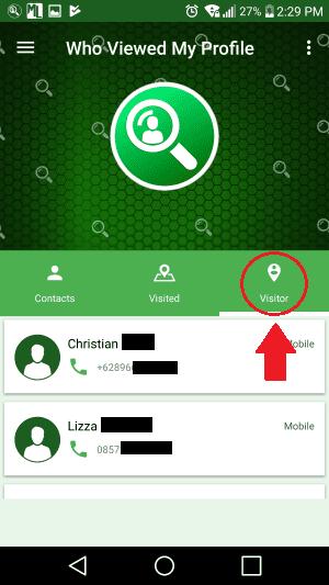 Cara Mengetahui Siapa Melihat Profil Whatsapp Kita 4 4f58f
