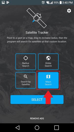Cara Mencari Satelit Pakai Android 2 C85b2