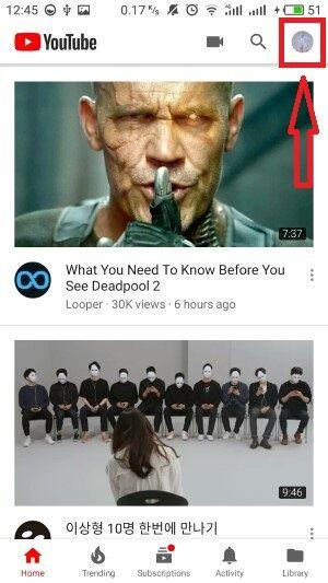 Cara Menghapus Riwayat Pencarian Youtube 8 8e35b